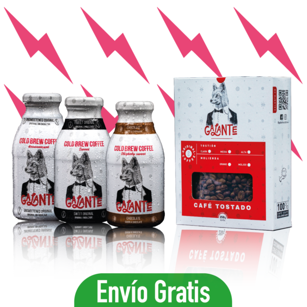 mix pack galante